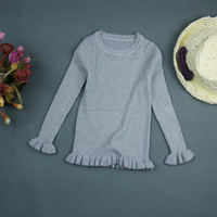 Lovely Style Knitted Fabric Sweater Designs for Kids wholesale cashmere sweater