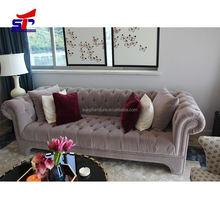 2015 modern home furniture high quality Fabric living room sofa