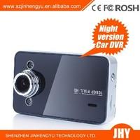 "Factory price 2.7"" LTPS 1080p video recorder k6000 manual car camera hd dvr"