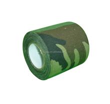 2015 Wholesale decorative packing woodland camo tape