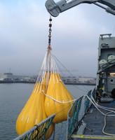 0.9mm Thickness PVC Crane Load Testing Water Bag