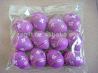 honorable factory outlet handicrafts glass easter egg