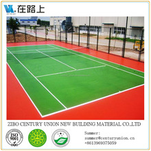 Artificial Badminton Court, volleyball court flooring, synthetic basketball court flooring