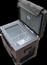 60 litre fridge freezer car portable refrigerator