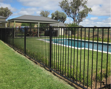 Pool fencing/flat top pool fencing/loop top pool fencing
