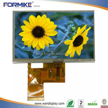 A type 4.3inch color lcd panle 480x272