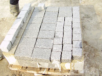 Factory Prices grey granite paver for driveway G341(Factory+ CE)