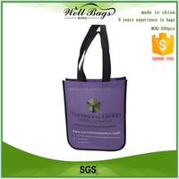 Non-woven shopping tote bags,tote bag pp nonwoven, tote bag