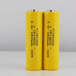 3v lithium battery CR14505 1800MAH
