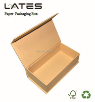 Top quality craft paper box for gift packaging & Brown paper box packaging