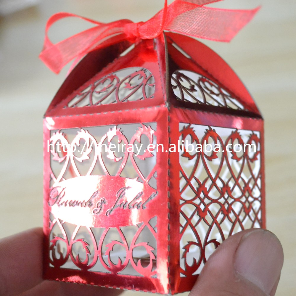 2016 Wedding Favors In The Philippines Laser Cut Favour Boxes ...