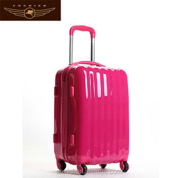 2015 best selling cute girl pc luggage