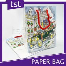 Custom Printing Luxury Shopping Paper Bags