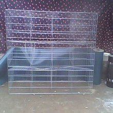 child and mother rabbit farming cage(factory)3 or 4 layer
