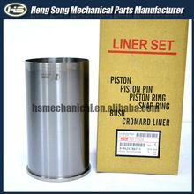 4HK1 6HK1 isuzu cylinder liner ENGINE CYLINDER LINER