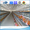 corrugated or insulation sandwich panel light steel structure cage feeding chicken house with best price