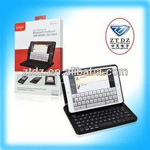 2 in 1 bluetooth keyboard, bluetooth folding keyboard, bluetooth keyboard for iphone/ ipad