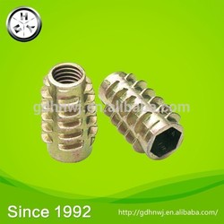 Sales network throughout the world Great price hydraulic nuts white zinc plated nuts