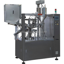 NF60Z aluminum tube filling and sealing machine