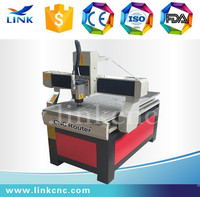 Jinan Link brand LXM0609 T-slot table cnc router/cnc machine price