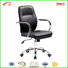 2015 good quality high-tech office chair acrylic lucite swivel office chair ZM-B108