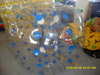 NO 1 SALE!! crazy human bubble ball, inflatable ball suit and bubble ball for football with comfortable handles and belts
