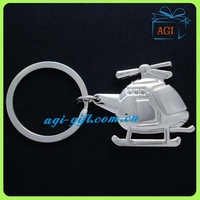 high quality promotion helicopter keychain