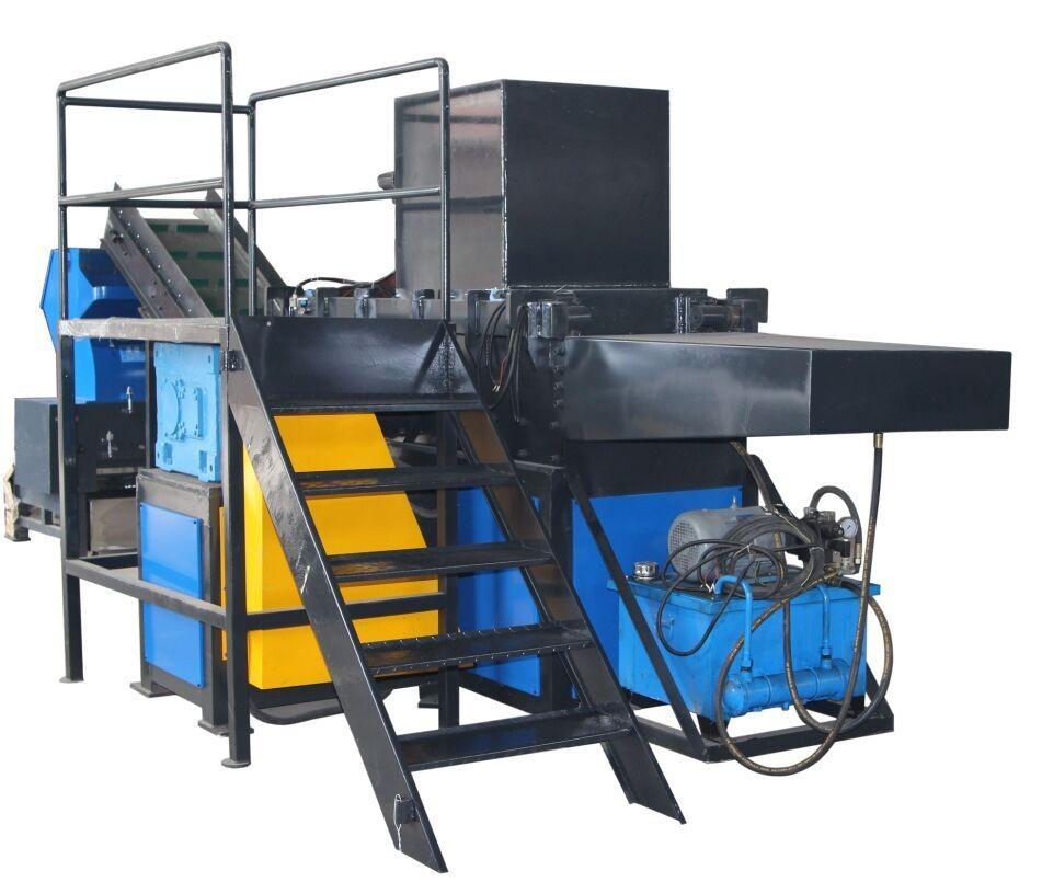 plastic shredder machine for sale