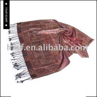 Wholesale plain viscose pashmina shawl, best quality 100% cashmere shawl, pure handmade wool shawl