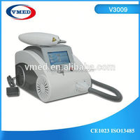 Factory Price 2015 CE Laser yag tattoo removal machine Eyebrows Removal