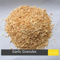 latest crop china air dried garlic granules/ad garlic