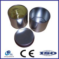Bright Galvanized iron tin can
