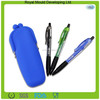 Wholesale cheap silicone pencil pouch,custom pencil case