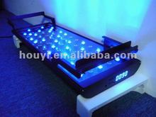 2012 super high power 3watt remote control automatic and manual 600mm 120w dimmable led aquarium light with controller