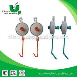 top quality hydroponic grow plant yoyo/ grow light reflector easy roller/ adjustable hanger-grow yoyo