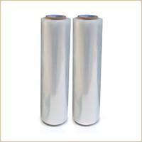 Soft pe transparent decorative plastic wrap