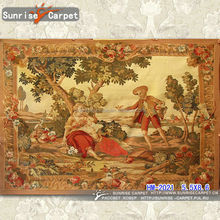 Wholesale Jacquard Aubusson Tapestry