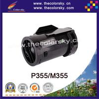 (CS-X355L) BK print top premium toner cartridge for Xerox DocuPrint M355 M355DF P355 P355D CT201938 (10k pages)