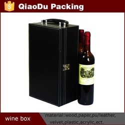 leather wine bag carrier