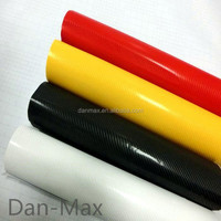 Professional car protective type 1.52*30m car body vinyl wrap 4d carbon fiber car cover film