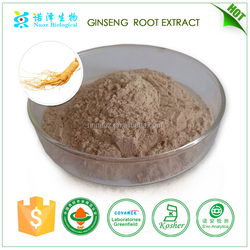 foods additives beauty products red ginseng extract ginsenosides 7% HPLC