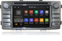 Android 4.4 car dvd gps For TOYOTA Hilux 2012 Car DVD Radio Stereo GPS Navi 3G WIFI 1024X600