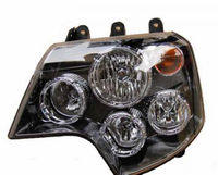 Combination Headlamp for Howo Cab