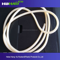high quality high temperature silicone foam seal strip made in China factory