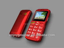 Feature slim and small mobile phones W59 Big Button Dual SIM Dual Standby
