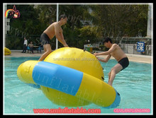 inflatable rock water toy, game toy inflatable , inflatable water toy