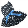 Fashion Dog Clothes New Arrival Dog Dress For Party Clothing Small Puppy Pet Teddy Brand Party Wedding Dress
