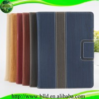 Wooden texture for ipad air , for ipad 2.3 4 , for ipad mini Protective leahter Tablet Case