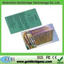HOT SALE rfid mf1 s50 card school student id cards