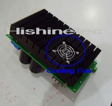 3hp 6000RPM BLDC Motor and controller for SIEG milling machine spindle motor